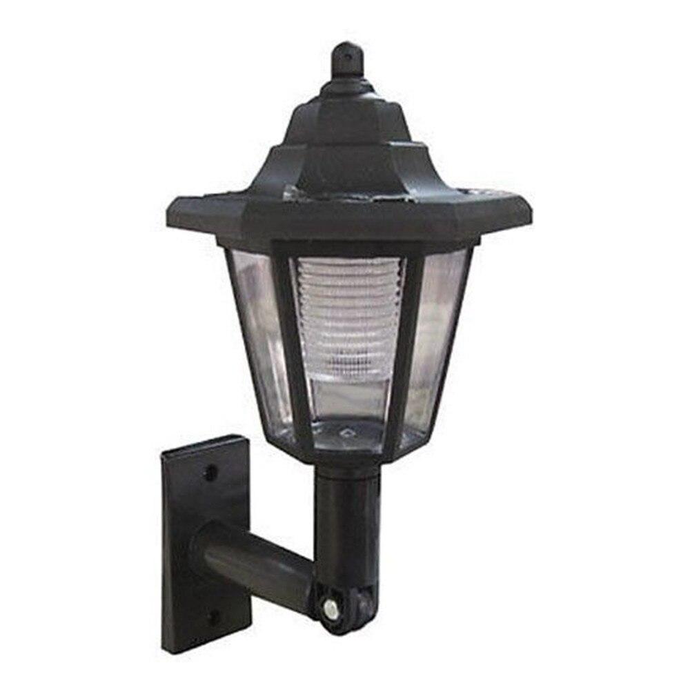 Outdoor Solar Power Led Spotlight Waterproof Garden Lawn Landscape Yard Solar Wall Lamp Spot Light Solar 2pcs/lot Power LED