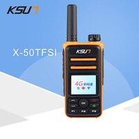 KSUN WCDMA Optional GPS Country Distance from the Walkie Talkie Positioning Civilian 50 km Dual Mode Network Digital Car Radio