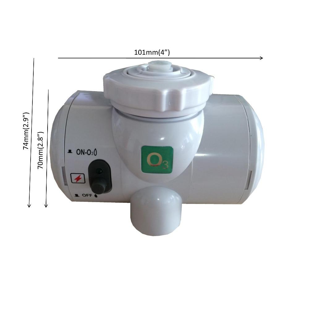 Generador de ozono Nexon, purificador de agua de ozono, generador de agua de ozono, grifo de filtro de agua de ozono 6 ~ 15 metros lavadora de alta presión manguera de cuerda del tubo coche lavadora Limpieza de agua extensión MANGUERA DE AGUA manguera para Karcher limpiador de presión
