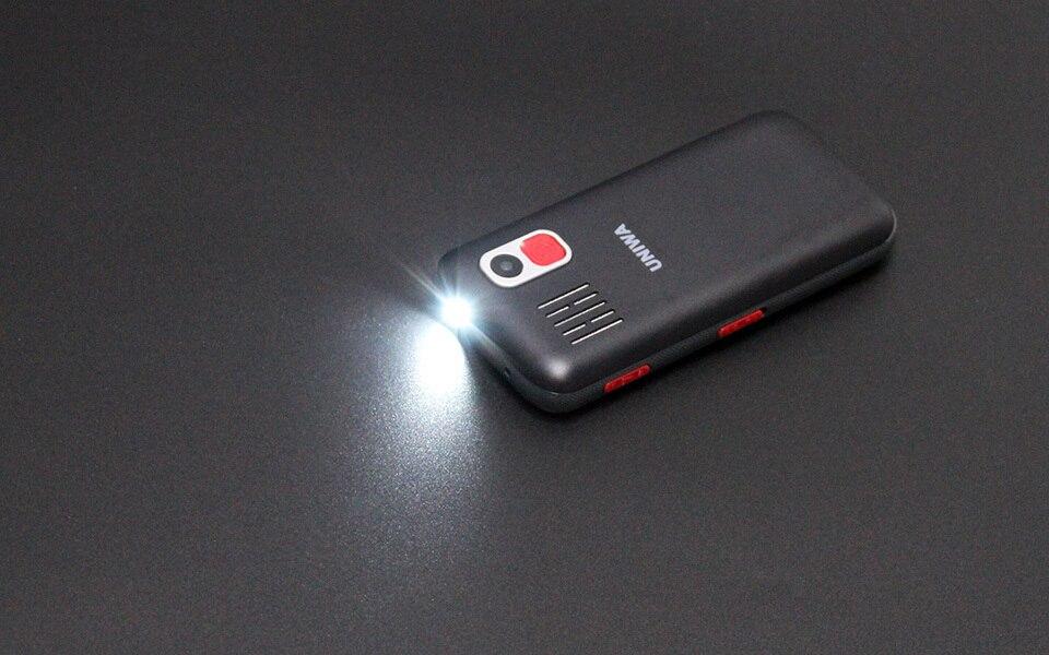 Curved Flashlight 1400mAh Telephones 19