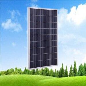 Бесплатная доставка PV Панель 100 Вт 18В поликристаллическая солнечная панель для 12В батареи решетки системы солнечной для домашней системы