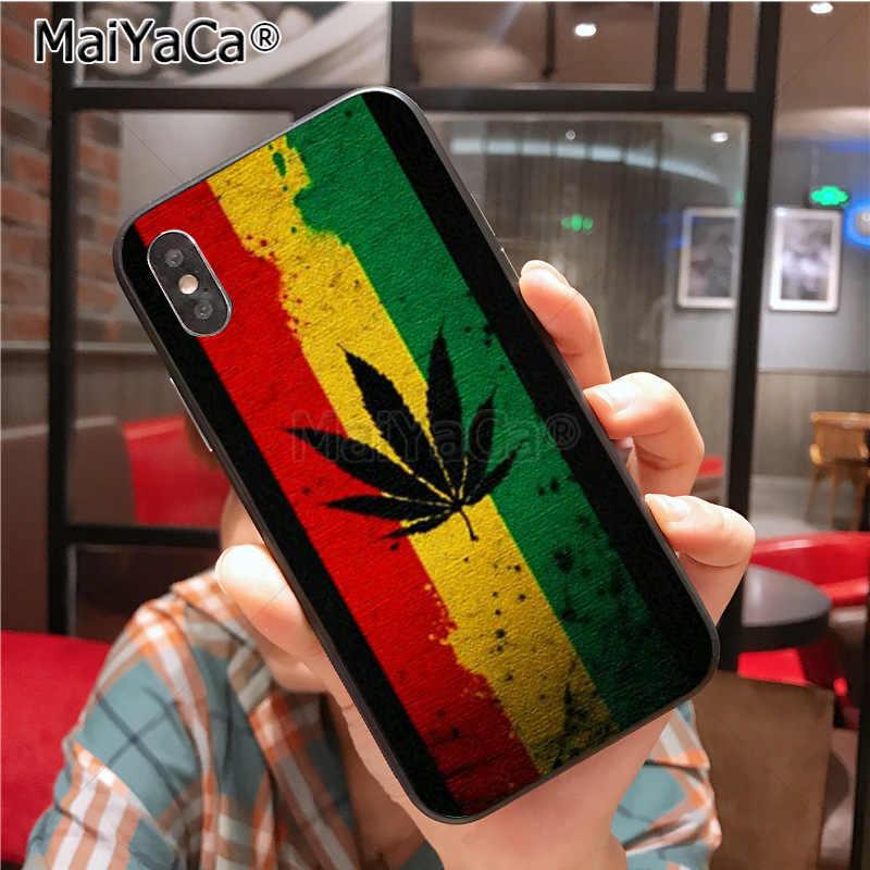 coque iphone x cannabis