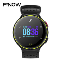 2018 New Finow X2 Plus Smart Watch Sports Bracelet Health Bluetooth Fitness Band Heart Rate Monitor Pedometer for Men/Women
