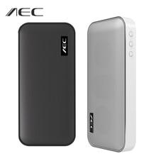 AEC BT 205 taşınabilir bas Bluetooth hoparlör Mini kablosuz hoparlör Stereo müzik hoparlör dahili mikrofon desteği TF kart