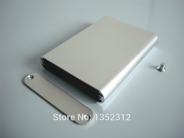 Ein stück 61*13*85mm aluminium box enclousure fall projekt ...