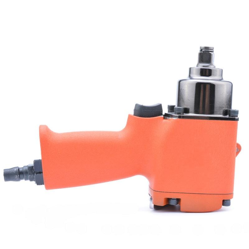 kis pneumatikus csavarkulcs 60 kg import mozgás mini dupla - Elektromos kéziszerszámok - Fénykép 2