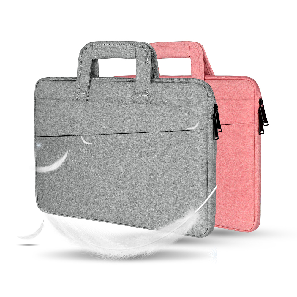 Image 4 - Laptop Bag For Macbook Air Pro Retina 13 13.3 14.1 15.4 15.6 inch Laptop Sleeve Case PC Tablet Case Cover for Xiaomi Air HP Dell-in Laptop Bags & Cases from Computer & Office