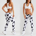 JLZLSHONGLE New Women Pants Casual Women Sporting Leggings Jeggings Female Fitness Trousers 4 Colors Workout Legging For Girls