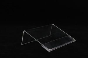 Image 4 - 아크릴 t1.3mm 작은 기호 클립 l 레이블 태그 프레임 테이블 기호 가격 태그 레이블 표시 종이 이름 카드 소지자 스탠드 dekstop 50pcs