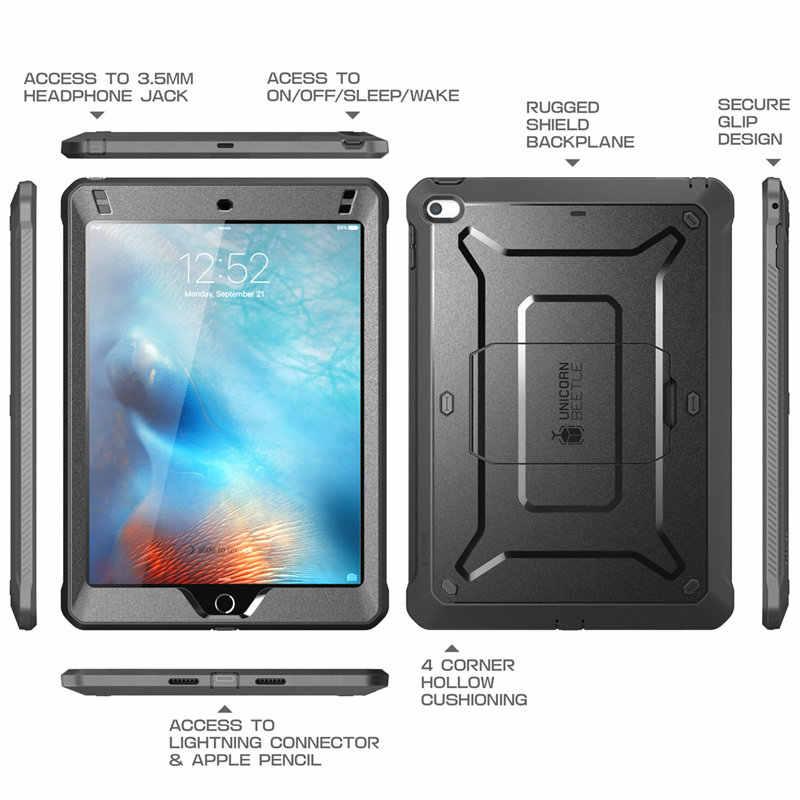 Dla ipad Mini 5 (2019) mini 4 Case SUPCASE UB Pro całego ciała wytrzymała podwójny dwuwarstwowy hybrydowy pokrywa z wbudowana osłona ekranu