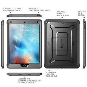 Image 2 - Funda para ipad Mini 5 (2019 ) Mini 4, carcasa SUPCASE UB Pro, carcasa híbrida de doble capa resistente de cuerpo completo con Protector de pantalla incorporado
