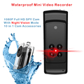 1080P Waterproof Digital Camera HD Mini Sport Camcorde Night Vision Video Recorder Smallest Cam