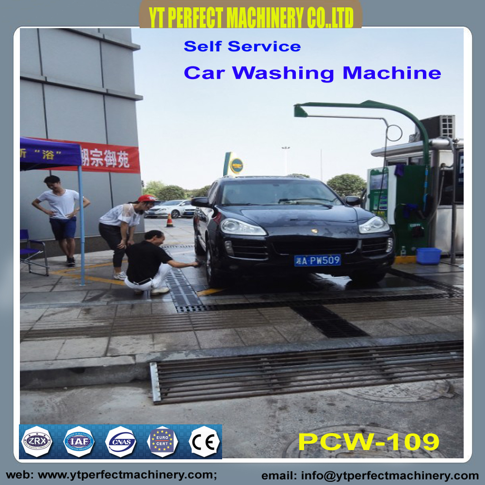 PCW 109 Self Service Car Wash Machine Coin Operated Self