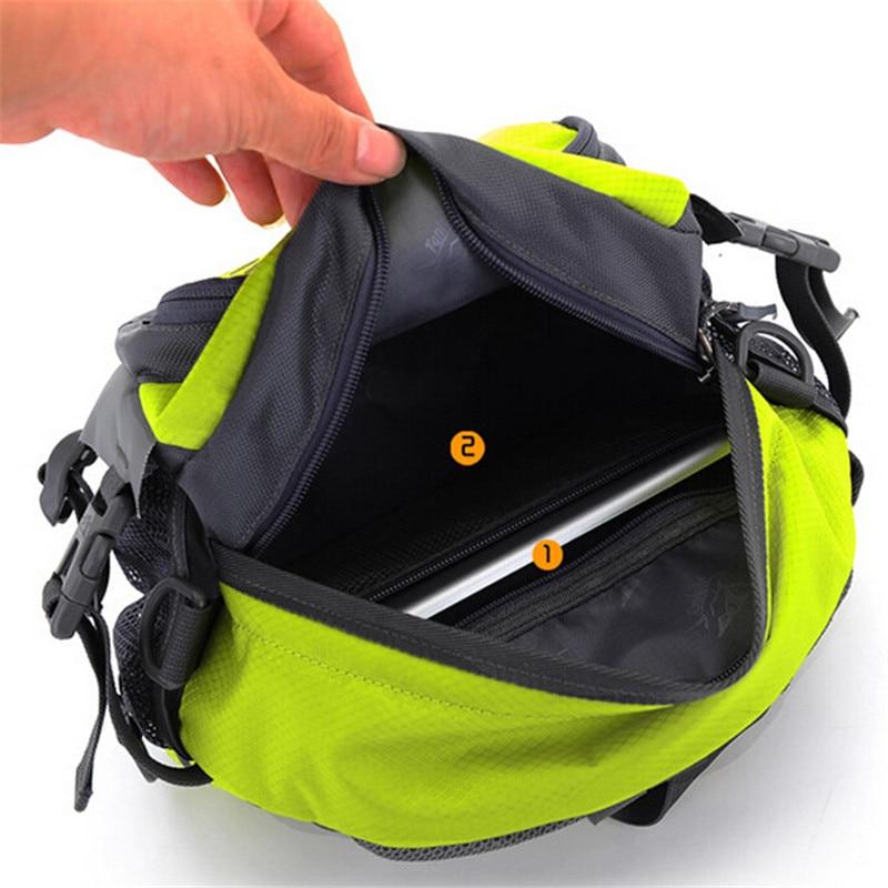 New nylon multi-function waist bag men and women kettle bag large capacity travel bag SLR camera bag 2017 Free shipping