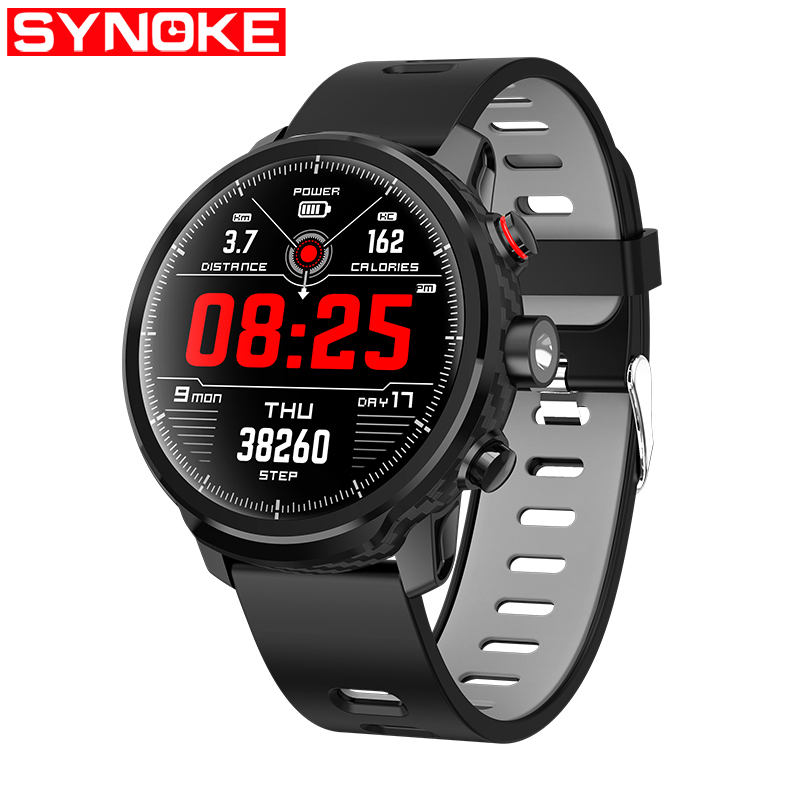 SYNOKE Sport Smart Watch Men Watches Digital LED Wristwatches Mens Waterproof Watch Relogio Masculino Android IOS Watches RelojSYNOKE Sport Smart Watch Men Watches Digital LED Wristwatches Mens Waterproof Watch Relogio Masculino Android IOS Watches Reloj