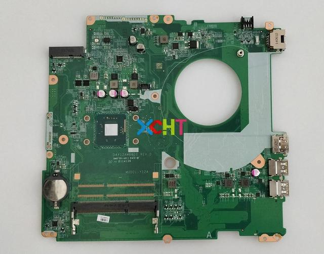 for HP Pavilion 17 F230CA 17 F230NR 787484 501 UMA w N3540 CPU Laptop Motherboard Mainboard Tested