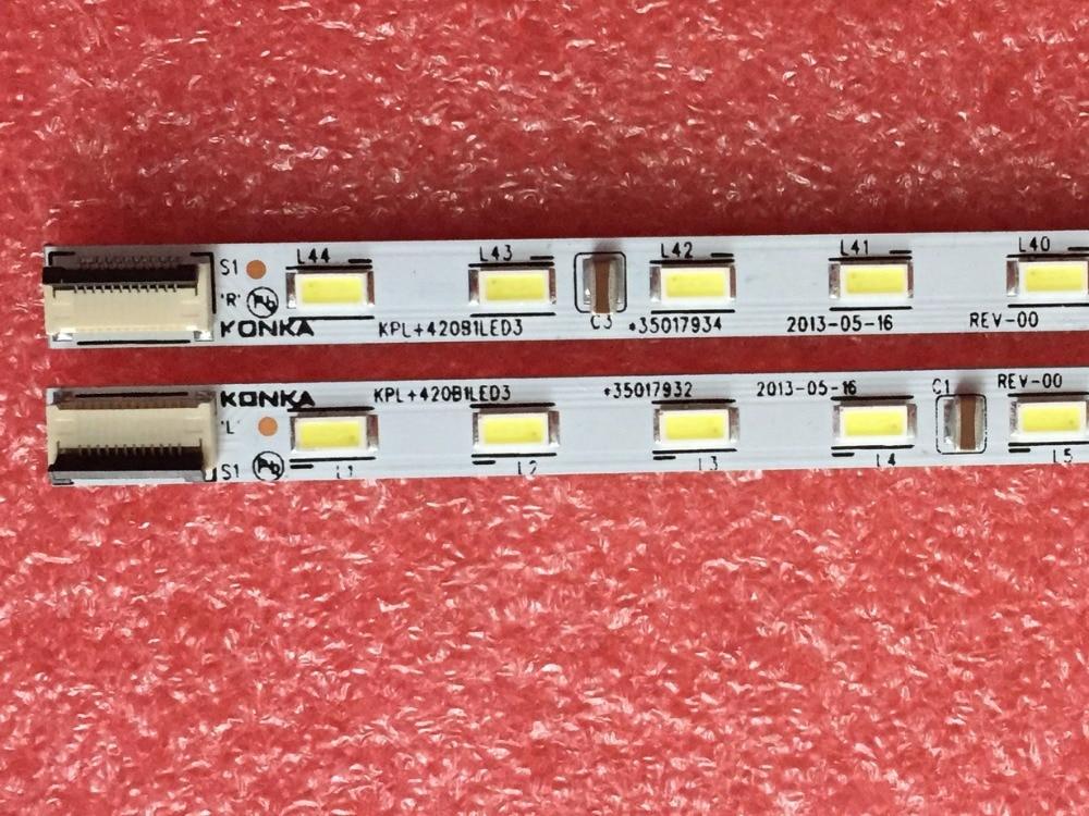KPL+420B1LED3 35017965 35017933 Led Backlight 1pcs=44led 472mm