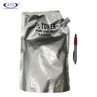 1KG black toner powder for Konica Minolta DI 3510 2510 compatible Copier spare parts DI3510 DI2510 printer supplies