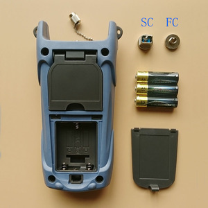 Image 4 - 2 In 1 Ftth Glasvezel Tool Kit King 60S Optische Power Meter  50 Tot + 20dBm En 1Mw visual Fault Locator Fiber Optic Test Pen