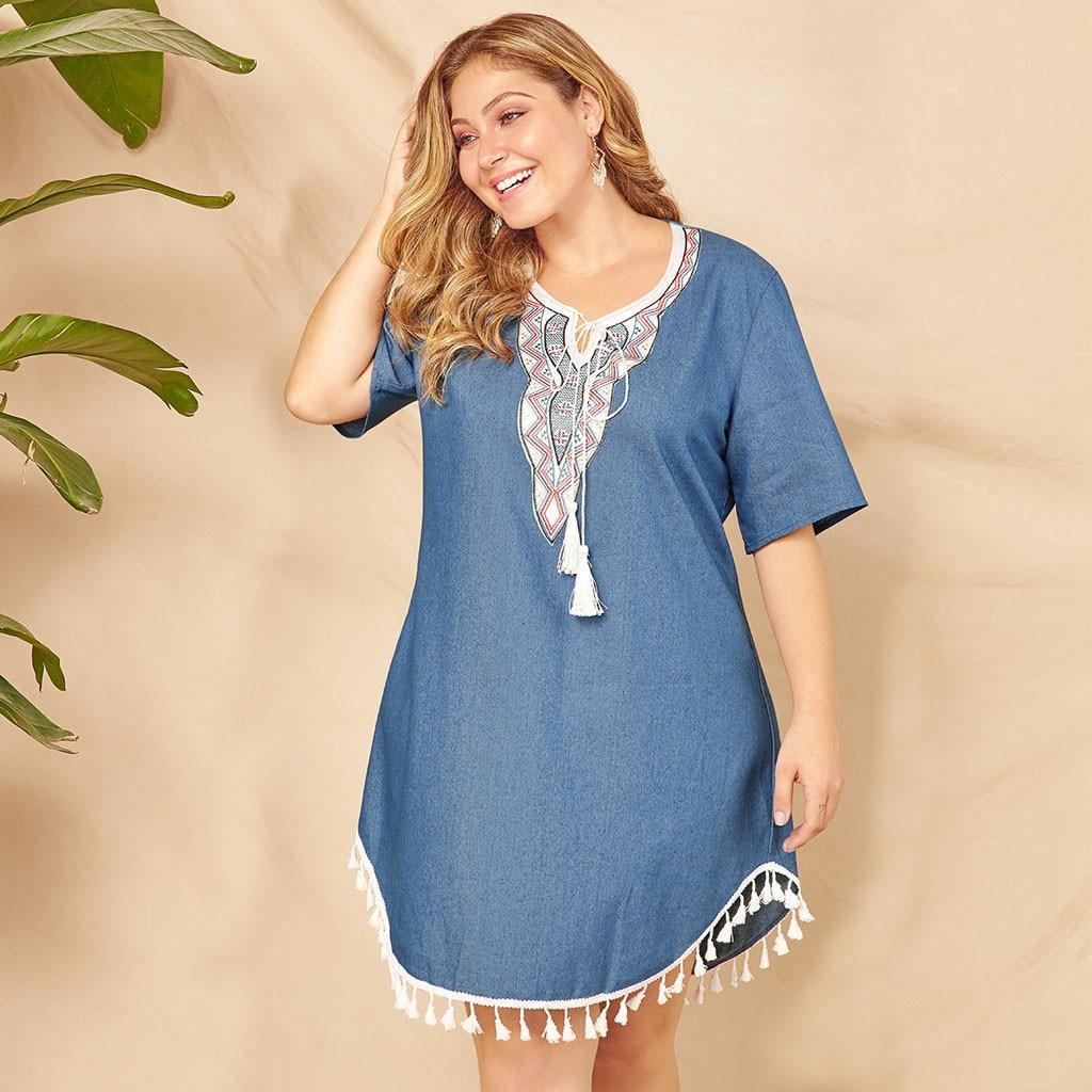 Женское платье рубашка, с длинным рукавом и О образным вырезом Платья      АлиЭкспресс