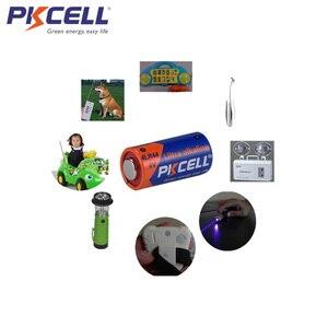 Image 4 - 20 sztuk/partia PKCELL Bateria 6V 4LR44 L1325 PX28A 476A A544 28A Bateria alkaliczna baterii Bateria