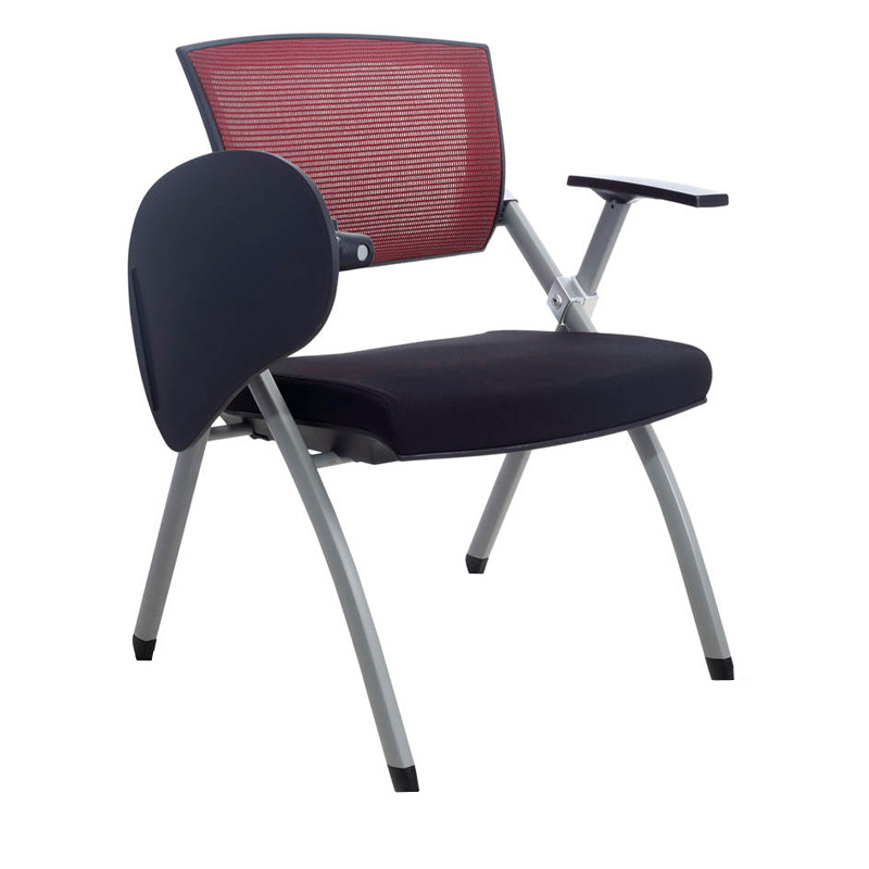 Simple Desk Chair Flip Walmart Multifunctional Office Staff Conference Meeting Training Chairs With Writing Board Portable Folding Computer In From