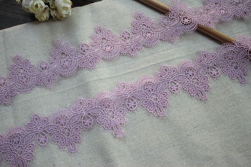 Exquisite-Purple-embroidery-fabric-lace-ribbon-DIY-sewing-curtain-clothes-collar-trims-craft-decoration-guipure-supplies (3)