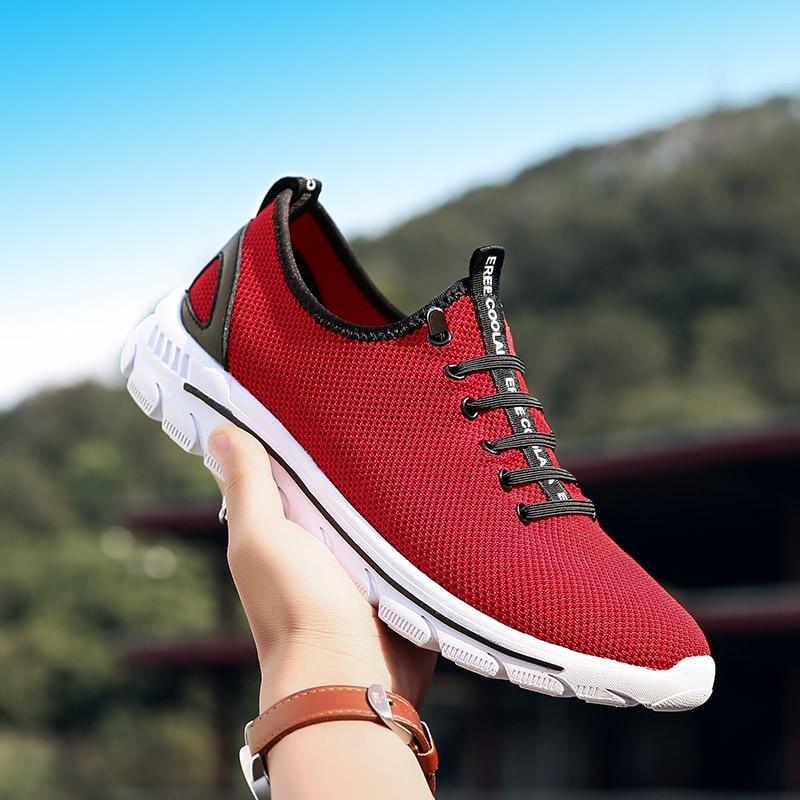 827ad1002f4 Πυρκαγιές Ανδρικά παπούτσια για περπάτημα Καλοκαιρινά πάνινα ...