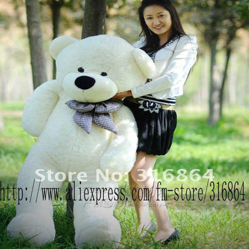 71 180cm Size Christmas Gift Hot Sale Plush Toy Big Size Teddy Bear Finished Bear Plush Toy Birthday Gift Plush Toy the lovely bow bear doll teddy bear hug bear plush toy doll birthday gift blue bear about 120cm