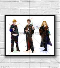 High Quality Diamond Cross Stitch Kits Diy Embroidery Home Decoration Full Rhinestones Picture Dmc Painting Mosaic Harry potter
