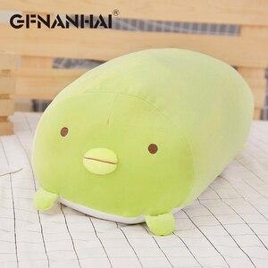 Image 4 - 1pc 90cm cute Corner Bio Pillow Japanese Animation Sumikko Gurashi plush toy stuffed Soft Valentine gift for Baby girl Gifts