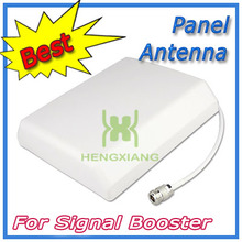 Full Band Indoor Wall Panel Antenna / Hanging / Planar Antenna  for 2G 3G CDMA GSM DCS PCS W-CDMA Cell Phone Signal Booster
