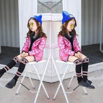 Baby Winterjacke | Neue Ankunft Winter Baby Mädchen Jungen Kleidung Heißer Stanzen Stoff Dicke Daunen Jacke Warme Windschutz Jacke Für Mädchen Mode Mantel