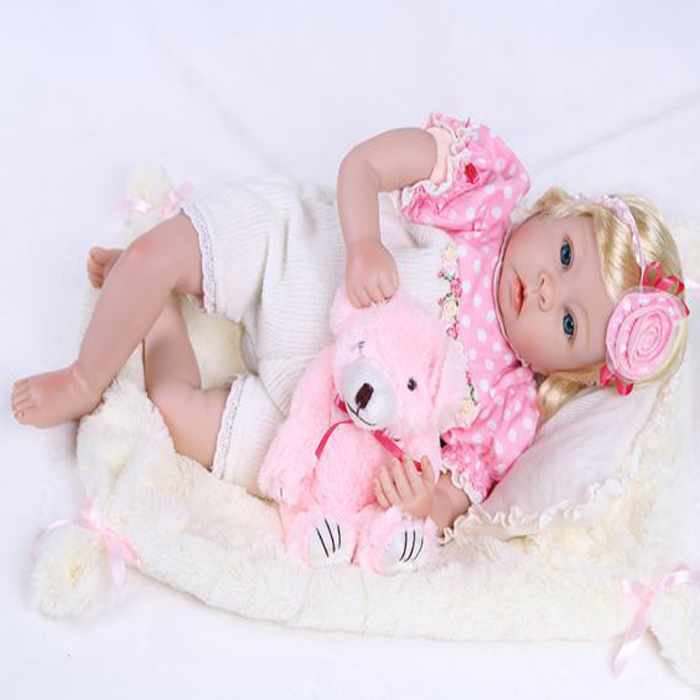 55cm Reborn Baby Doll Kids Playmates Girl Gifts Baby Alive Soft Toys for Bouquets Reborn Dolls Brinquedos Photo Model Doll55cm Reborn Baby Doll Kids Playmates Girl Gifts Baby Alive Soft Toys for Bouquets Reborn Dolls Brinquedos Photo Model Doll