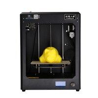 CREALITY 3d принтер более высокая точность двухцветный 3d принтер CR-5 промышленный Полный металлический Собранный двойной экструдер