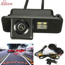 Автомобильная камера заднего вида, резервная HD камера помощи при парковке Для Ford/Mondeo/Ba7/S-Max/Fiesta/Kuga 2006-2010