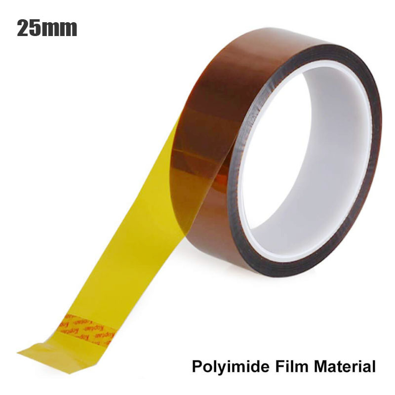 Jade White New 3d Printing Tape 200mm Extra Wide kapton Tape