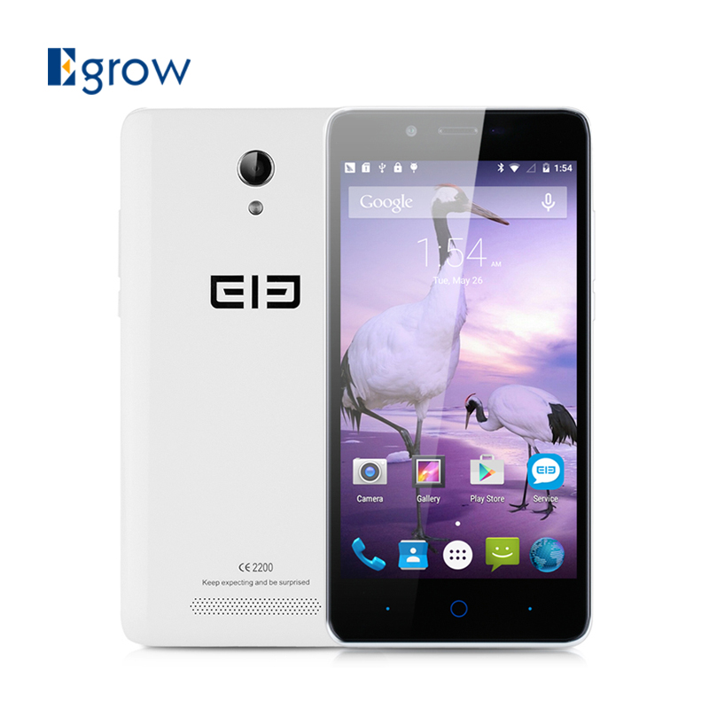 Elephone P6000 Pro 4G LTE Cell Phone Android 5.1 MTK6753 Octa Core Mobile Phone RAM 3GB+ROM 16GB 13 MP Camera Smartphone