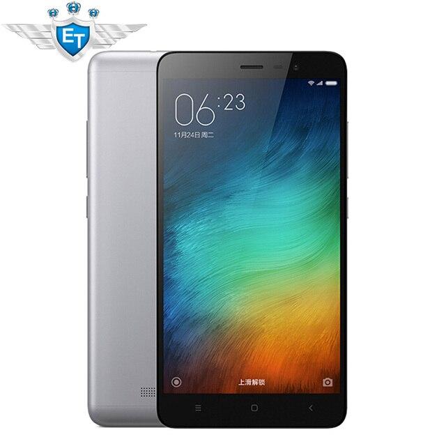 """Original Xiaomi Redmi Note 3 Pro Prime Smartphone Special Edition 5.5"""" LTE Snapdragon 650 Hexa Core 3GB 32GB Fingerprint FCC"""