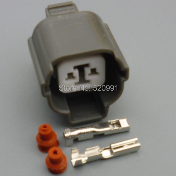 Shhworld Sea Женский Мужской 2 Pin Авто кабель Рог провода разъем для Excelle BYD BUICK Honda CITY задняя дверь замок двигатель 6189-0129