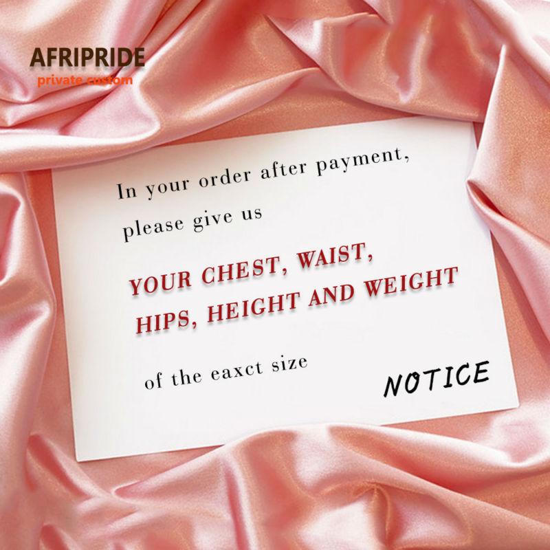 Izvorni afrički print klasični suknja set za žene AFRIPRIDE - Nacionalna odjeća - Foto 2