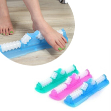 Random Color Portable Pratical Foot Massager Stress Relief Heath Therapy  Relax C Relaxation Nature Beauty Tool HB88