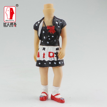 custom cake topper Creative gift birthday gift resin body / creative gifts / clay dolls / custom / clay doll body DR1518