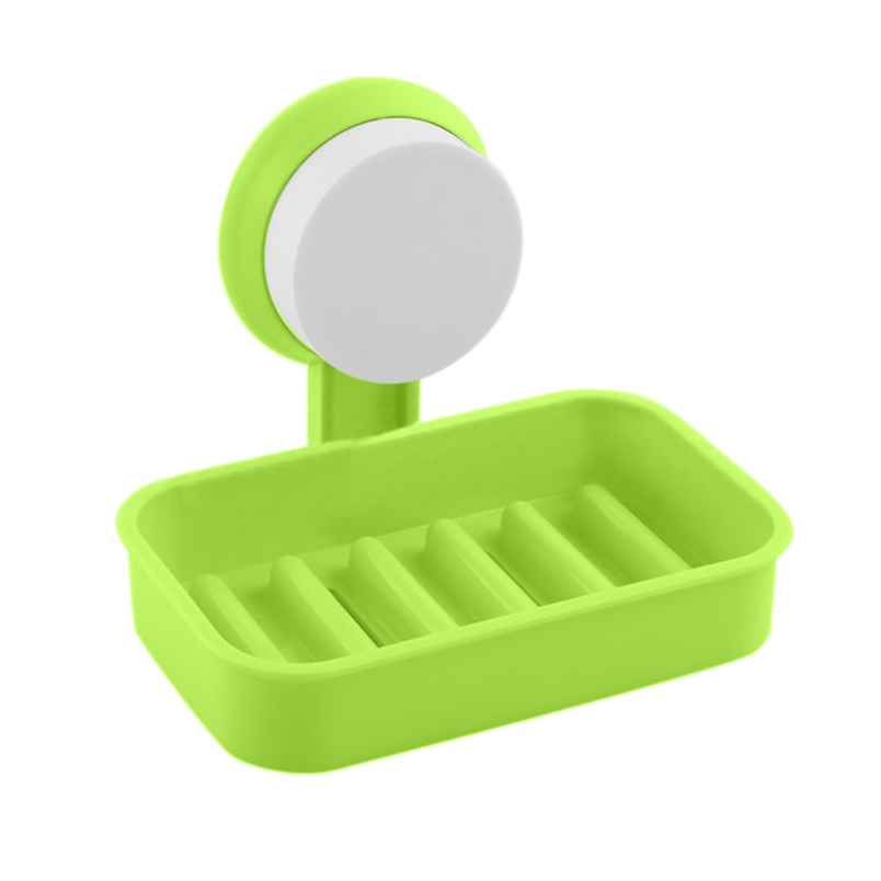 Tenske plastic container Bathroom Shower Soap Box Dish Storage Plate Tray Holder Case Soap Holder*30 hot sale GIFT Drop shipping