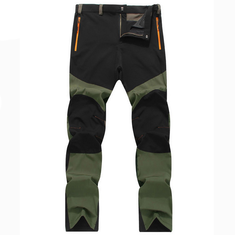 2018 Summer Ultra Thin Men Casual Pants Army Green Male Breathable Loose Trousers Fashion Men's Quick Dry Style Pants,AM000