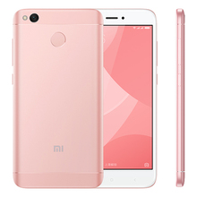 "Original Xiaomi Redmi 4X 2GB 16GB 4 X Mobile Phone Snapdragon 435 Octa Core 5.0"" 13.0MP 4100mAh FDD LTE 4G MIUI 8 Fingerprint ID(China)"