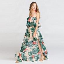 c84f1ecd3a135 High Quality Tube Maxi Dress Promotion-Shop for High Quality ...