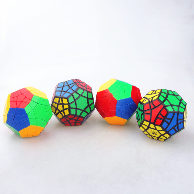 DaYan 12 axes 16 planes Strange shape Magic Cube 16 axes 16 planes Magico Cubo Professional