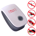 Electronic Ultrasonic Anti Pest Bug Mosquito Cockroach Rat Mouse Killer Repeller Reject Repellent Insect Rodent Control EU Plug