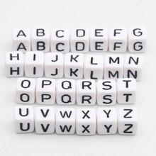 Beads Alphabet White Letter